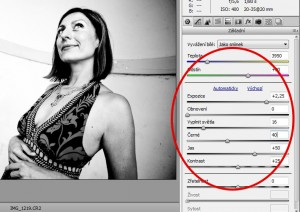 Simple controls of Adobe Camera Raw allow us to make great black and white pictures within a couple of minutes.